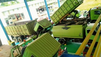 Hino Hadirkan Promo Servis, Spare Parts Bisa Dibeli Online