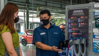 Di Masa Pandemi, Suku Cadang Suzuki Laris Manis