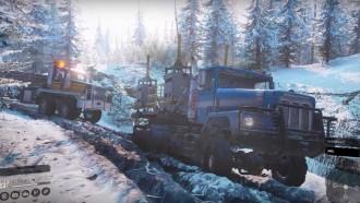 Snowrunner, Game Yang Pas Bagi Penggemar Truk Pemburu Adrenalin