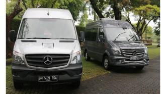 Mercedes-Benz Kembali Perkenalkan Van Sprinter