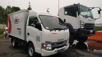 Isuzu Optimistis Bisnis E-Commerce Di Era New Normal Dongkrak Penjualan Truk
