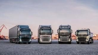 Volvo Trucks Luncurkan Seri Terbaru TrukFH, FH16, FM dan FMX untuk Pasar Global