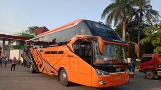 PO Sudiro Tungga Jaya Buka Rute Puter Walik Bus Social Distancing