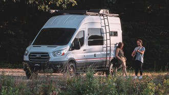 Storyteller Overland, Andalkan Ford Transit Menjadi Motorhome