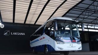 PPKM Darurat Belum Pengaruhi Layanan Bus Sumber Alam