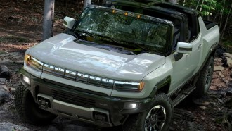 GMC Hummer, Dari SUV 'Orang Kaya' Kini Jadi Pikap Listrik Bertorsi Besar