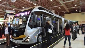 Ragam Kemeriahan Pameran Busworld Turkey 2020
