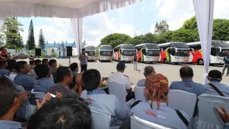 Mau Lihat Bus Baru NPM? Ada Event Silaturahminya Nih