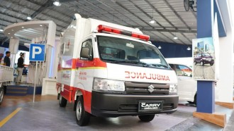 Suzuki New Carry Terjual413 Unit Selama Penyelenggaraan Jakarta Fair 2019