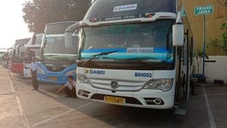 Harga Masih Promo, Damri Jual Tiket Bus AKAP Trans Jawa Jakarta-Surabaya di Traveloka