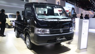 Suzuki Ancang-ancang Luncurkan Pikap Baru Di GIICOMVEC 2020