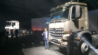 Dua Truk Terbaru Mercedes-Benz, Actros Dan Arocs Siap Mendebut Di GIICOMVEC 2020