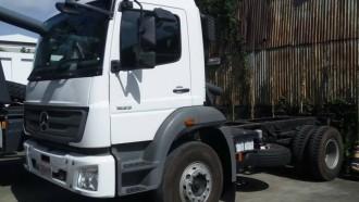 Daimler Resmikan Divisi Perakitan Truk dan Bus Mercedes-Benz di Indonesia