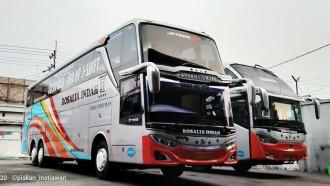 Lima PO Bus Ini Yang Pertama Pakai Sasis Premium Volvo B11R