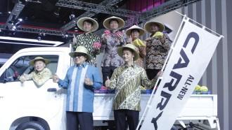 Pangsa Pasar Naik, New Carry Makin Kokoh Jadi Rajanya Pikap