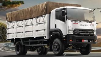 Isuzu Giga, Truk Medium Duty Terlaris Ketiga Sepanjang 2019