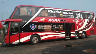 Kalahkan Jepang, Merek Eropa Merajai Penjualan Bus Ber-cc Besar Di Indonesia