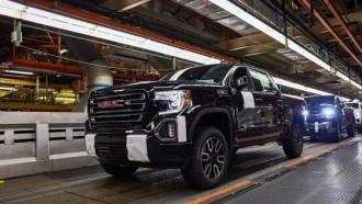 GM Akhirnya Memutuskan Berhenti Produksi Untuk Sementara