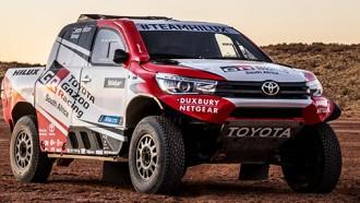 Ini Deretan Pikap di Ajang Rally Dakar 2020