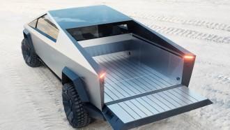 Tesla Cybertruck Punya Tiga Update, Satu Masih Dirahasiakan