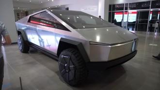 Tesla Cybertruck Versi Global Dimensinya Bakal Lebih Kecil