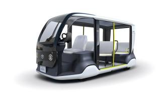 APM, Bus Kecil Untuk Shuttle Atlet Baseball Olimpiade Tokyo