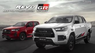 Toyota Hilux GR Sport Meluncur Di Thailand Dengan Spesifikasi Menarik