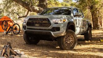 Tacoma Trail Edition Mobil Off-Road Versi Pabrikan