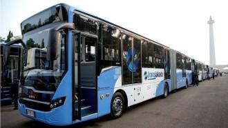 DKI Jakarta Raih Penghargaan Sustainable Transport 2020 dari AS