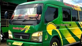 Tiket Promo Travel Jambi-Bangko, Hanya Rp 75 Ribu