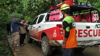 Mitsubishi Triton Jadi Andalan Bantuan Kemanusiaan