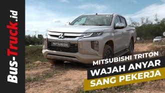 Video : Mencoba Mitsubishi Triton Di Dua Negara
