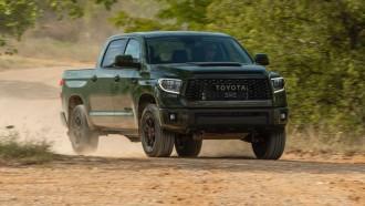 Toyota Tundra Hybrid, Masuk Akal Untuk Dihadirkan