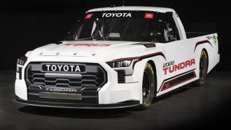Toyota TundraTRD Pro Siap Bertarung Di Balap Nascar Tahun Depan
