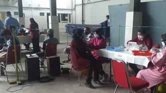 Percepat Cegah Covid, Karoseri Hingga Terminal Jadi Lokasi Vaksinasi