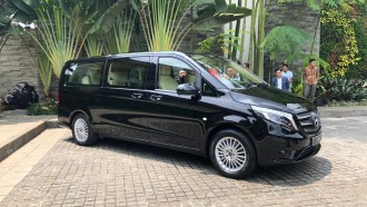 Mercedes-Benz Vito Targetkan Untuk Bisnis Komuter Mewah