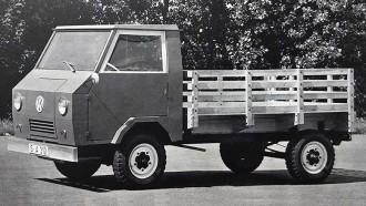 Hampir Terlupakan, Volkswagen Basis-Transporter Yang Hanya Diproduksi 6200 Unit