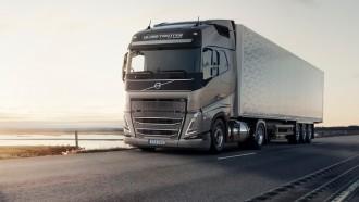 Punya Banyak Kelebihan, Volvo Trucks Siapkan Produk Berbahan Bakar Gas