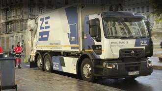 Pengangkut Sampah di Prancis Akan Pakai Truk Renault Bertenaga Listrik
