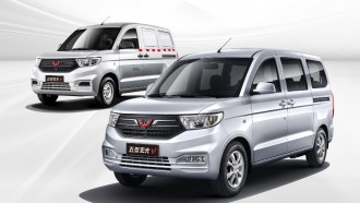 Wuling Garap Van Cargo Berbasis MPV Hong Guang