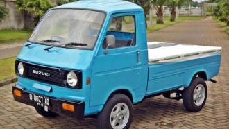 Legenda Carry, Suzuki Mencari Koleksi Pick Up Suzuki Paling Lawas Namun Orisinal di Indonesia
