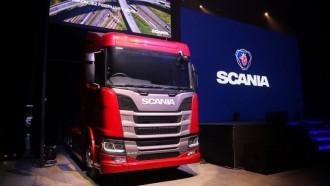 Scania Luncurkan Truk G410 CNG Euro 6 Pertama untuk Pasar Thailand