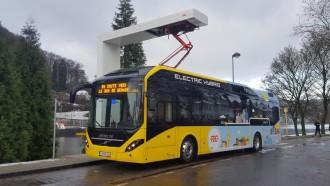 Volvo: Bus Listrik Akan Gantikan Peran Bus Bermesin Diesel