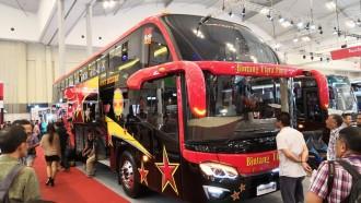 GIIAS 2018: Karoseri Tentrem Goda Pengunjung dengan Avante HDD, Bus Ekonomi dengan Chassis Premium