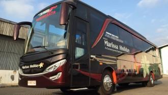 Hino Siap Pamerkan Bus RN285 Transmisi Matik di GIIAS 2018