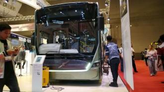 Spesifikasi Bus Low Floor Volvo B11ERL yang Ditawarkan untuk Bus Kota di Indonesia