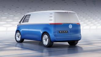 VW Hadirkan VAN Listrik untuk Pebisnis Kargo di Pameran IAA 2018 Hannover