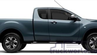 Mazda Luncurkan Model Refreshment Double Cabin BT-50