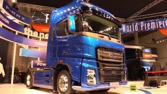 Ford Luncurkan Tractor Head Terbaru di Pameran IAA 2018 Hannover