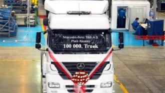 Daimler Dirikan Pusat Riset Truk Mercedes-Benz di Turki